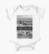 Where Is My Mind Summer Vibes One Piece - Short Sleeve