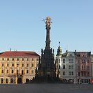 Olomouc Holy Trinity Column by Elena Skvortsova