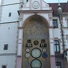 Olomouc Astronomical Clock by Elena Skvortsova
