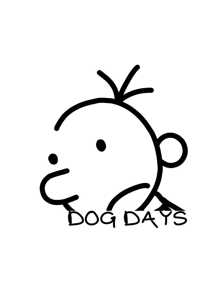 Diary of a Wimpy Kid: Dog Days von harrismmxv