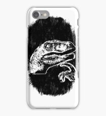 9GAG - THE 'IF' DINOSAUR iPhone Case/Skin