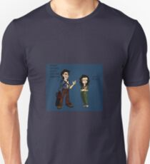 Ash Williams and Ellen Ripley Unisex T-Shirt