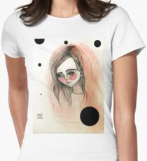 Lady Women's Fitted T-Shirt