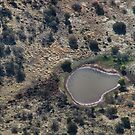 Arizona Desert Pond by Kasia-D