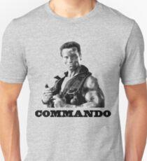 Commando Slim Fit T-Shirt