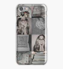 Sabrina Carpenter (collage) iPhone Case/Skin
