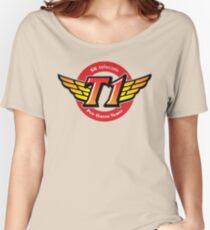 SKT T1 Logo (best quality ever) Women's Relaxed Fit T-Shirt