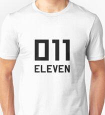 011 ELEVEN Unisex T-Shirt