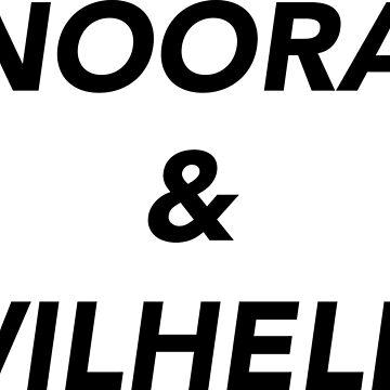 NOORA + WILHELM by whoviandrea