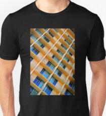 Scratchy Hotel Facade T-Shirt