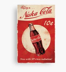 Fallout - Nuka Cola Canvas Print