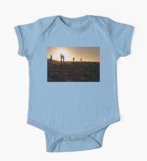 Photographers At Sunset One Piece - Short Sleeve