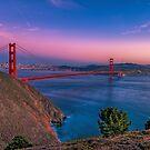 Golden Gate Bridge by Eyal Nahmias