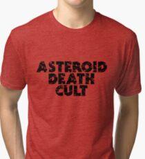 ASTEROID DEATH CULT Tri-blend T-Shirt