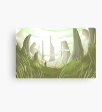 Giant's Tomb Canvas Print