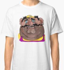 Sad Wario Classic T-Shirt