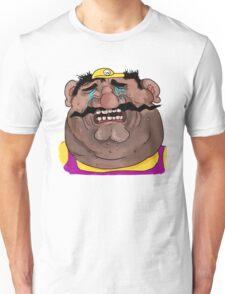 Sad Wario Unisex T-Shirt