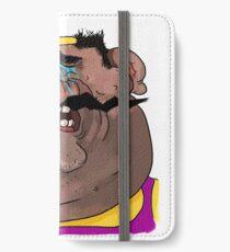 Sad Wario iPhone Wallet/Case/Skin
