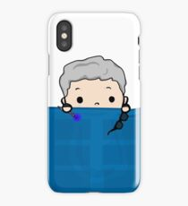 Twelfth Doctor in my Pocket iPhone Case/Skin
