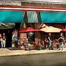 City - Edison NJ - Pino's basket shop by Mike  Savad