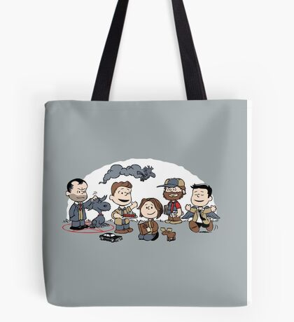 Supernutural Tote Bag