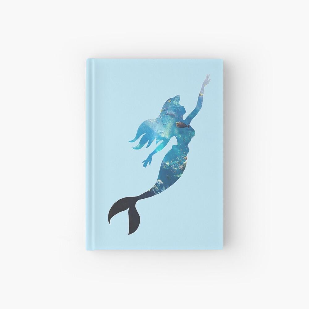 Sirena Cuaderno de tapa dura