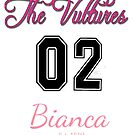 Vultures: Bianca by Alina Leffel