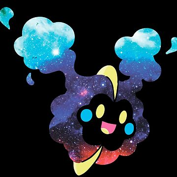 Cosmog (Nebby) Intergalactic by tirmedesign