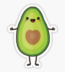 Avo-cuddle? Sticker