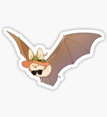 Bat Witch! Sticker