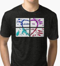 Art  Tri-blend T-Shirt