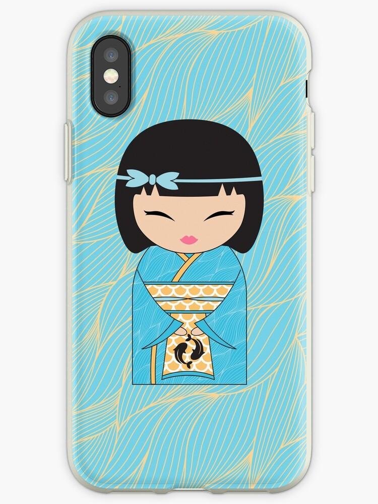 Yoso Girl - Mizu by Kreativedna