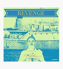 The Life Aquatic WES ANDERSON Revenge Photographic Print