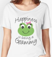 d5eeab3d Happiness Is Being A Grammy Relaxed Fit T-Shirt