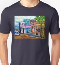 Nicks Place Unisex T-Shirt