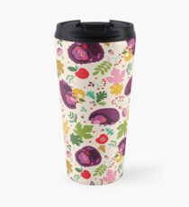 Hedgehog Print Travel Mug