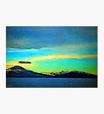 Landschaft 17018  Photographic Print