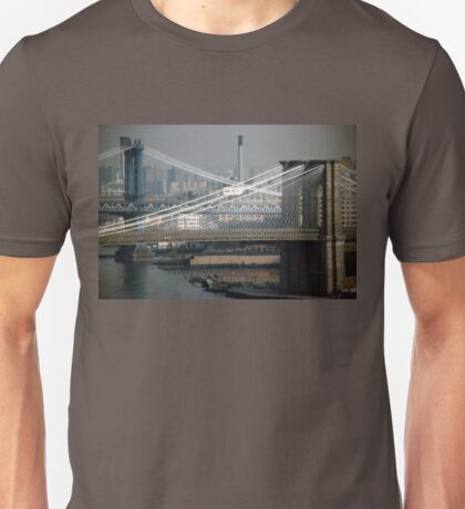 Manhattan & Brooklyn Bridge's > T-Shirt