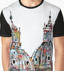 Rome graffiti Graphic T-Shirt
