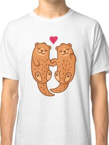 Otterly adorable Classic T-Shirt