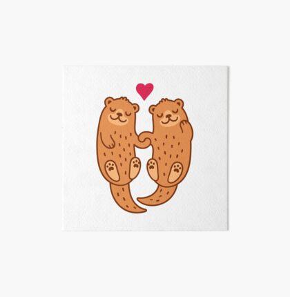 Otterly adorable Art Board