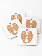 Otterly adorable Coasters