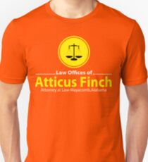 ATTICUS FINCH LAW T-Shirt