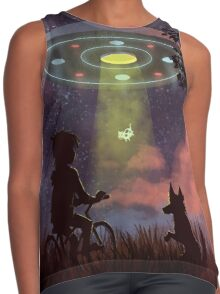 UFO Sighting Contrast Tank