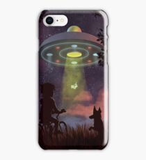 UFO Sighting iPhone Case/Skin
