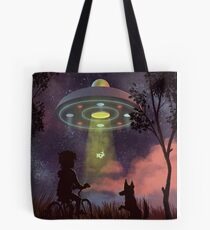 UFO Sighting Tote Bag