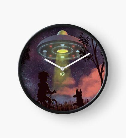 UFO Sighting Clock