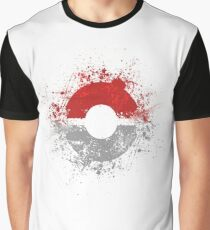 Poke'ball Graphic T-Shirt