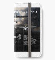 Consolidated Canso iPhone Wallet