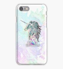 Zen Doodle Neon Unicorn iPhone Case/Skin